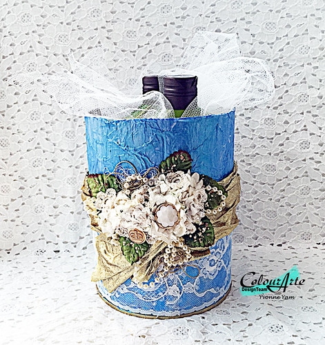 Upcycled-gift-container-by-Yvonne-Yam-for-ColourArte