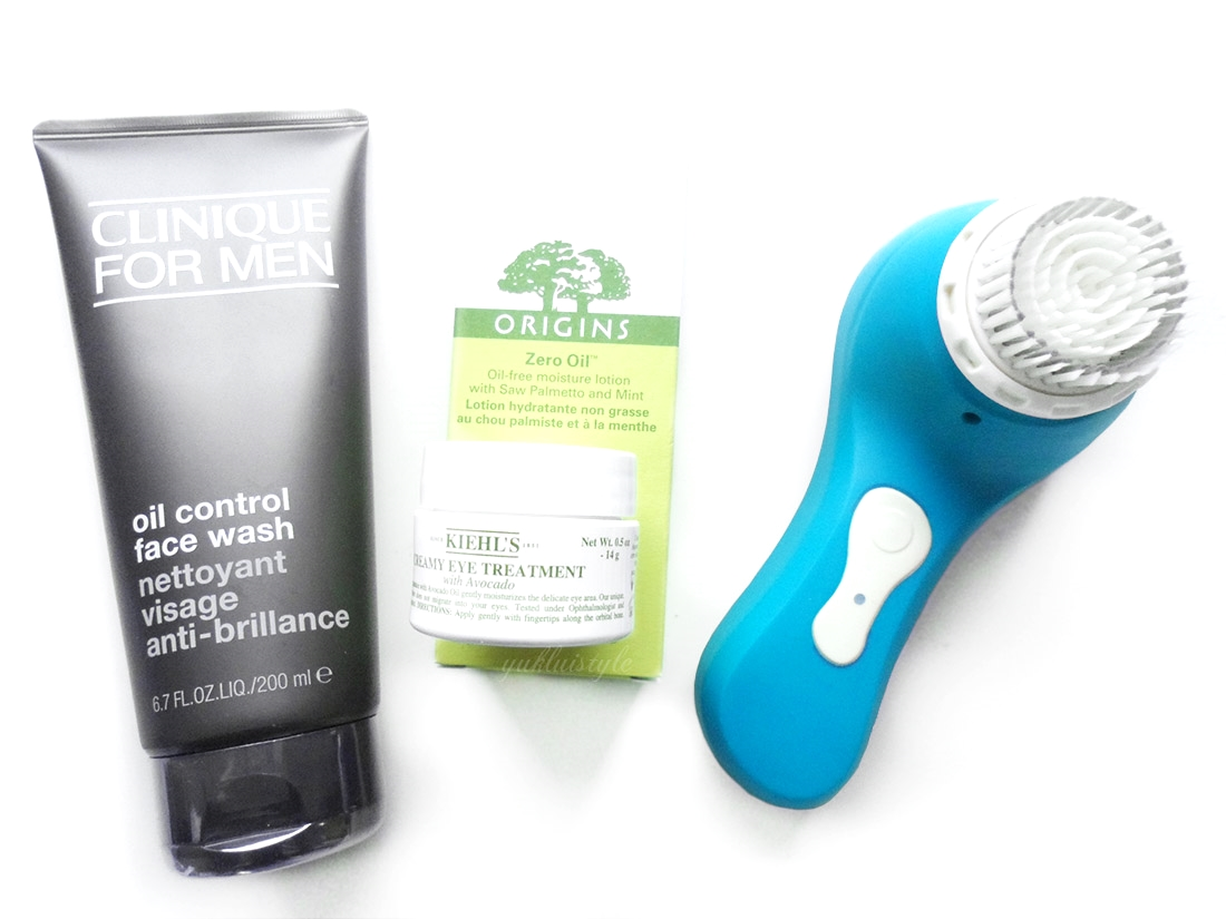 Men's Skincare Routine for Oily Skin