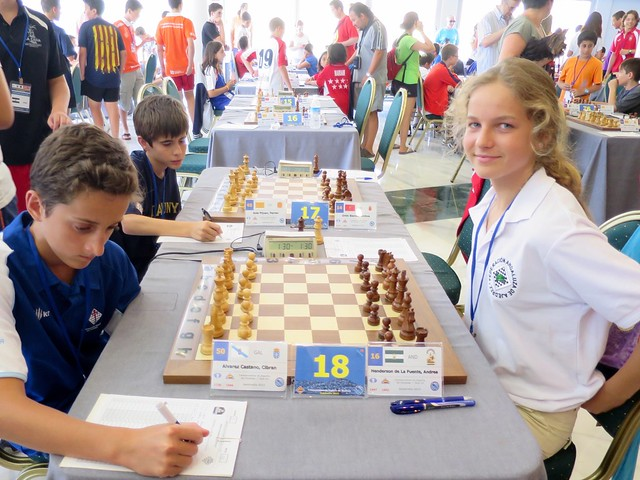 2105 Campeonato España Sub-14