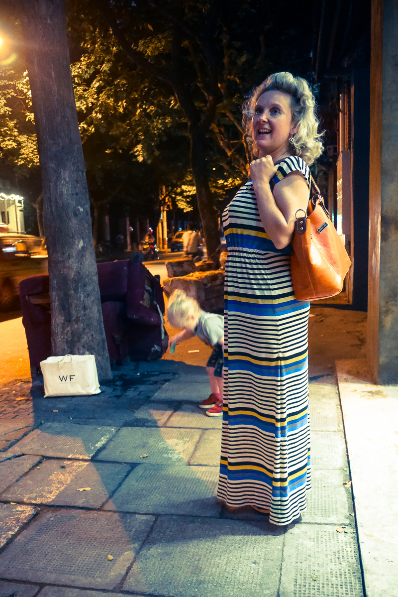 Veronica Darling Anna Dress Stretch By Hand London
