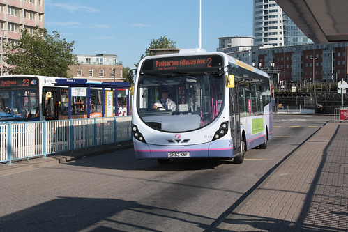 First Hampshire and Dorset 47434 SK63KNF