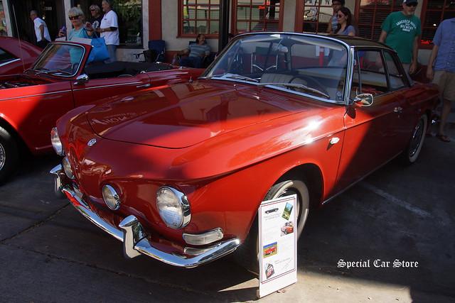 1963 Volkswagen Type 34