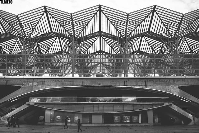 Gare do Oriente - Lisboa - Portugal