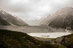 Tasman Glacier, Mt. Cook
