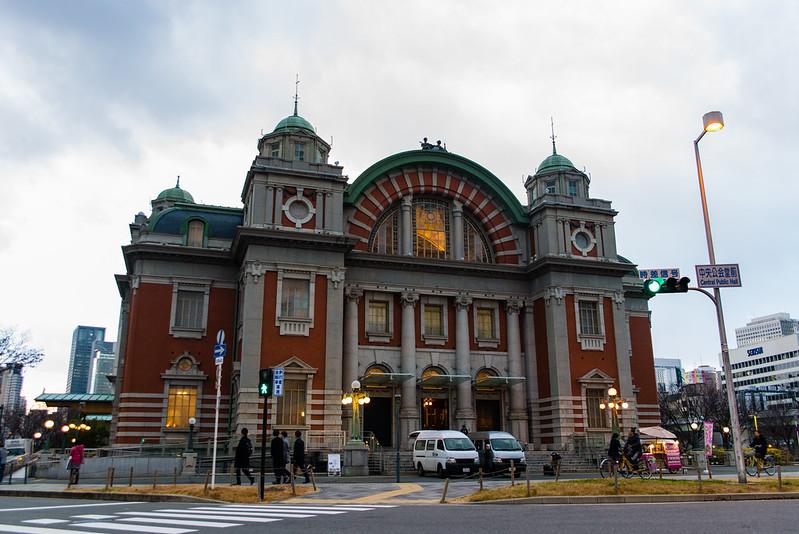 大阪市中央公會堂