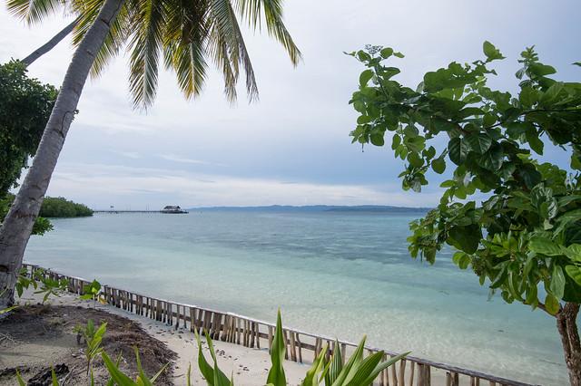 Raja Ampat Dive Lodge, (Explored) Yenpapir Beach, Mansuar Island, Waigeo, Papua, Indonesia