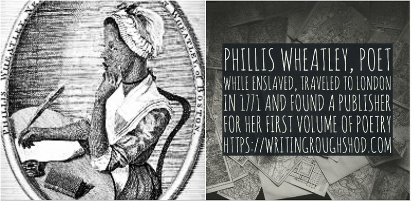 PHILLIS WHEATLEY #100travelHERS