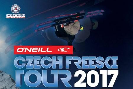 O'Neill Czech Freeski Tour 2017 powered by Sony - Deštné v Orlických horách