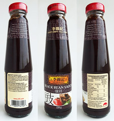 Black Bean Sauce van Lee Kum Kee