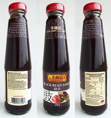 Black Bean Sauce van Lee Kum Kee