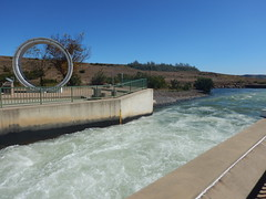 Lesotho Water flowing into South Africa
