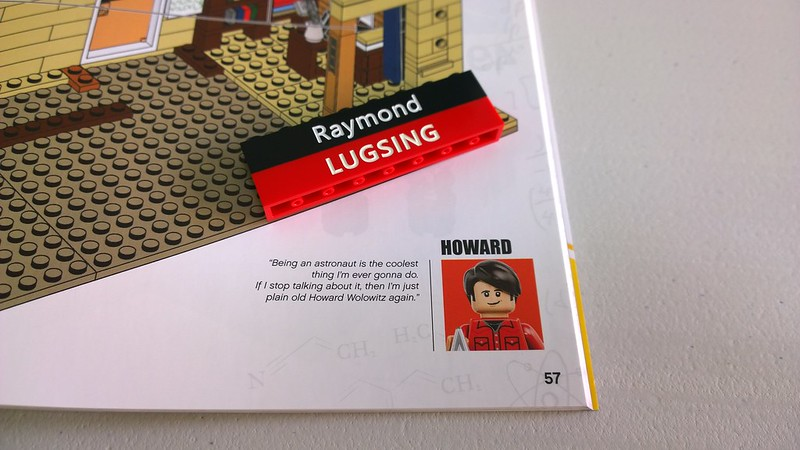 Review : #010 LEGO IDEAS - 21302 The Big Bang Theory 19011254564_db99d2555f_c