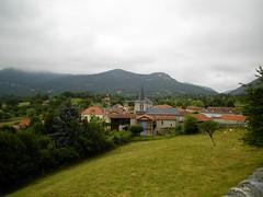 Vista dei Pirenei