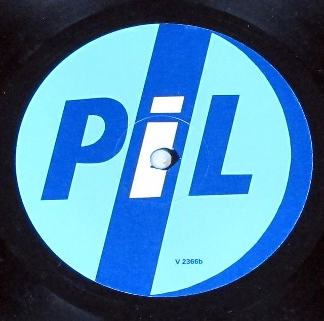 """PUBLIC IMAGE LTD ALBUM 12"""" LP VINYL"""