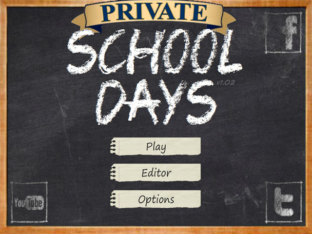Download Free Game School Days Hack (All Versions) Private Education Unlocked 100% Working and Tested for IOS and Android