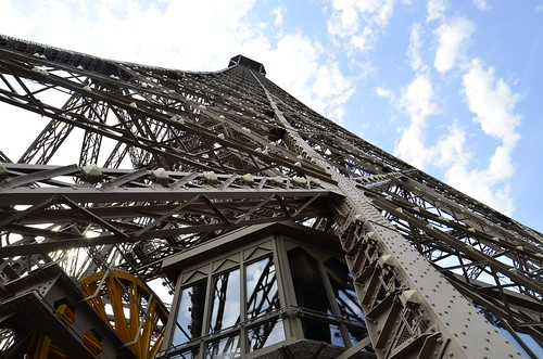 Paris with L. - Tour Eiffel