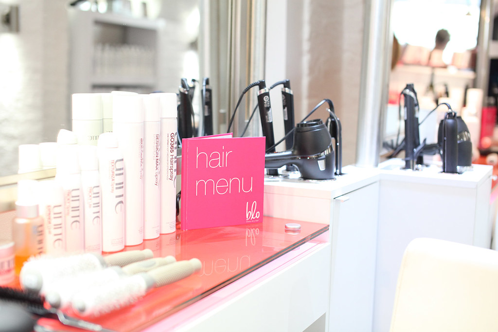 hair-menu-at-blo-blow-dry-bar-in-covent-garden