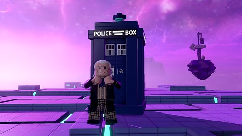 LEGO Dimensions Doctor Who First Doctor