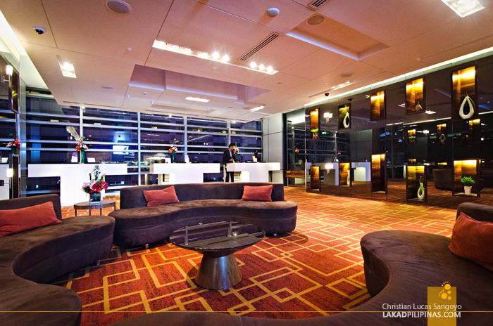 Traders Hotel Kuala Lumpur Lobby