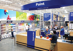 Paint specialist role is available at Masters Dandenong