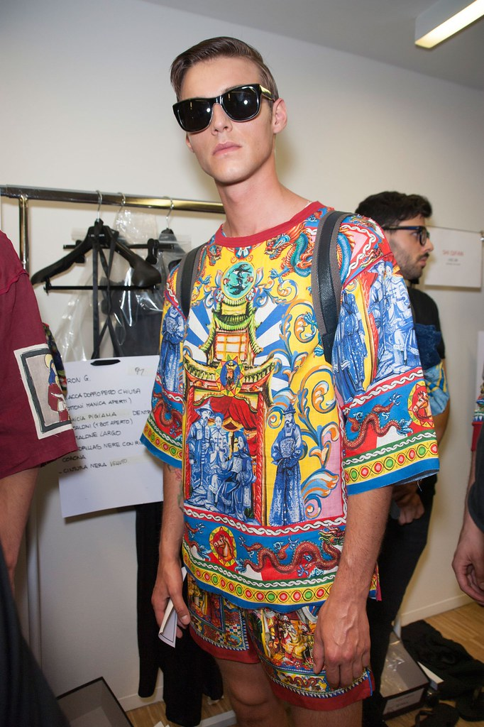 Robbie Wadge3738_SS16 Milan Dolce & Gabbana(fashionising.com)