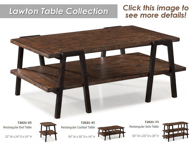 Lawton Tables