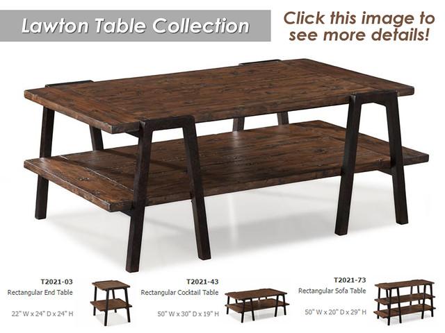 Lawton Tables
