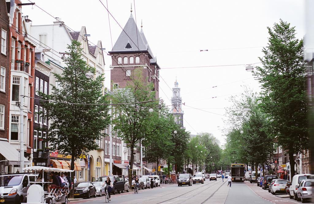 Amsterdam, Rozengracht