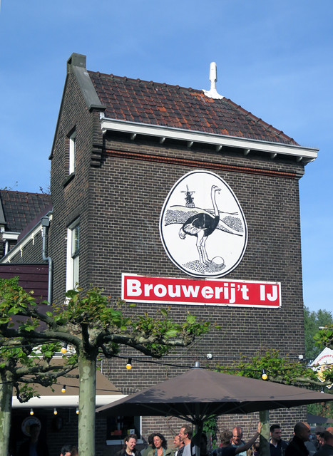 Amsterdam's Famous Windmill Brewery and Pub, Brouwerij 'tIj