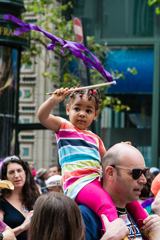 San Francisco Pride / Proud Of My Family