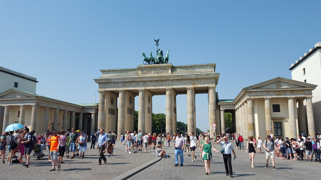 Guide til Berlin