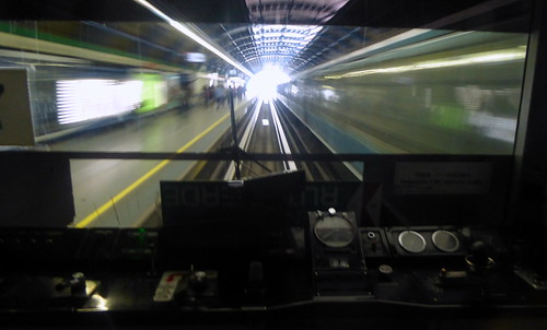 NS74 - Metro de Santiago