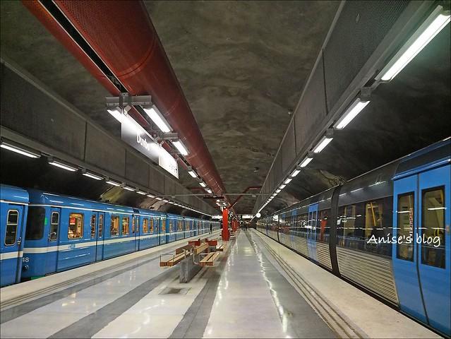 斯德哥爾摩藝術地鐵049