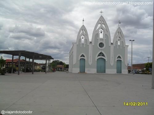 Delmiro Gouveia - Igreja Nossa Senhora do Rosário