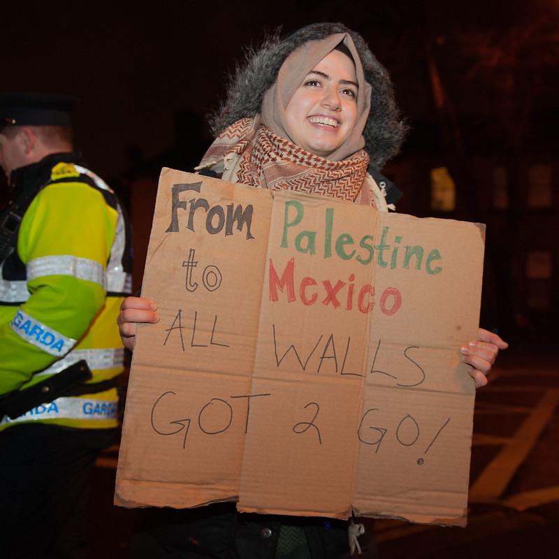 Trump Policies Protest