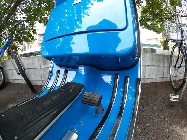 Vespa PX150 Euro3