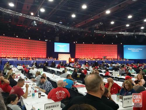 75th CWA Convention