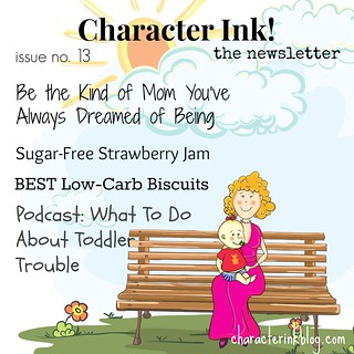 Character Ink Newsletter no. 13