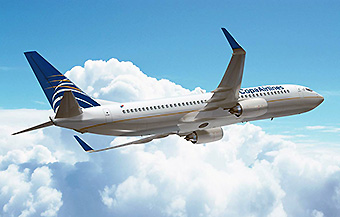 Copa Airlines B737-800 nc (Copa Airlines)