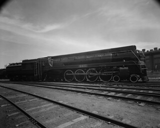 Canadian National Railways locomotive no. 6401 / La locomotive no 6401 de la société Canadian National Railways
