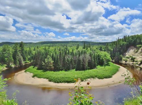 ontario canada huntsville arrowheadprovincialpark bigbendlookout level1photographyforrecreation