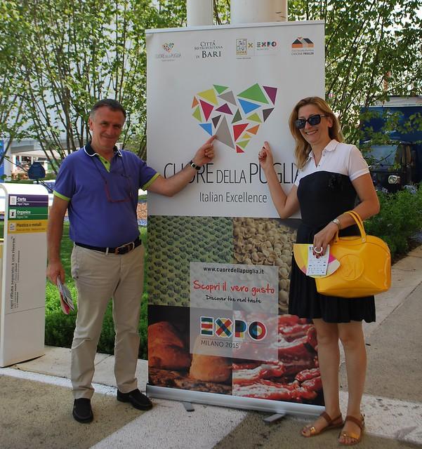 Rutigliano- EXpo 2015- successo- Cascina Triulza