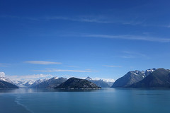 glacier bay views