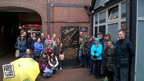 hamburg free tour group photo