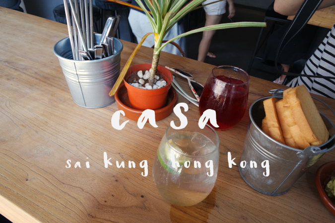 Daisybutter - Hong Kong Lifestyle and Fashion Blog: Casa Tapas, Sai Kung