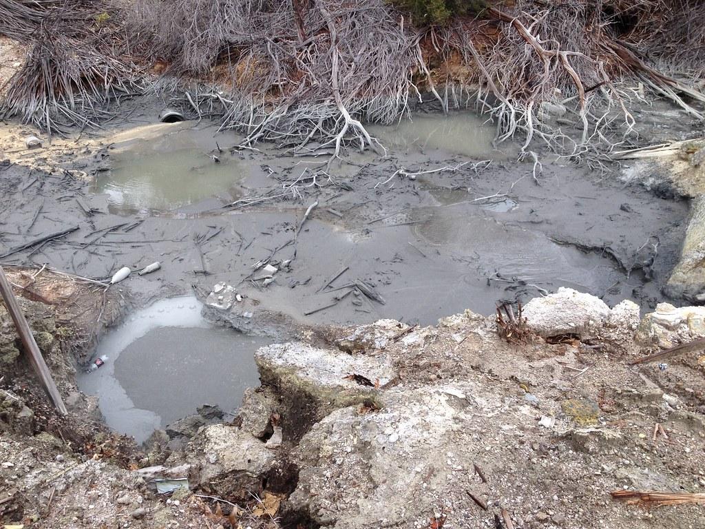 Hot sewer - Rotorua