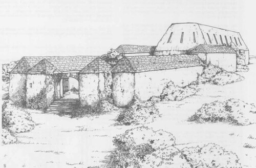 Lake side villa