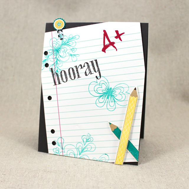 Honor Roll Hooray Card