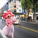 Balloon lady by britta heise