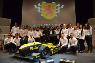 Formula Student: Opel sponsort Hochschul-Rennserie